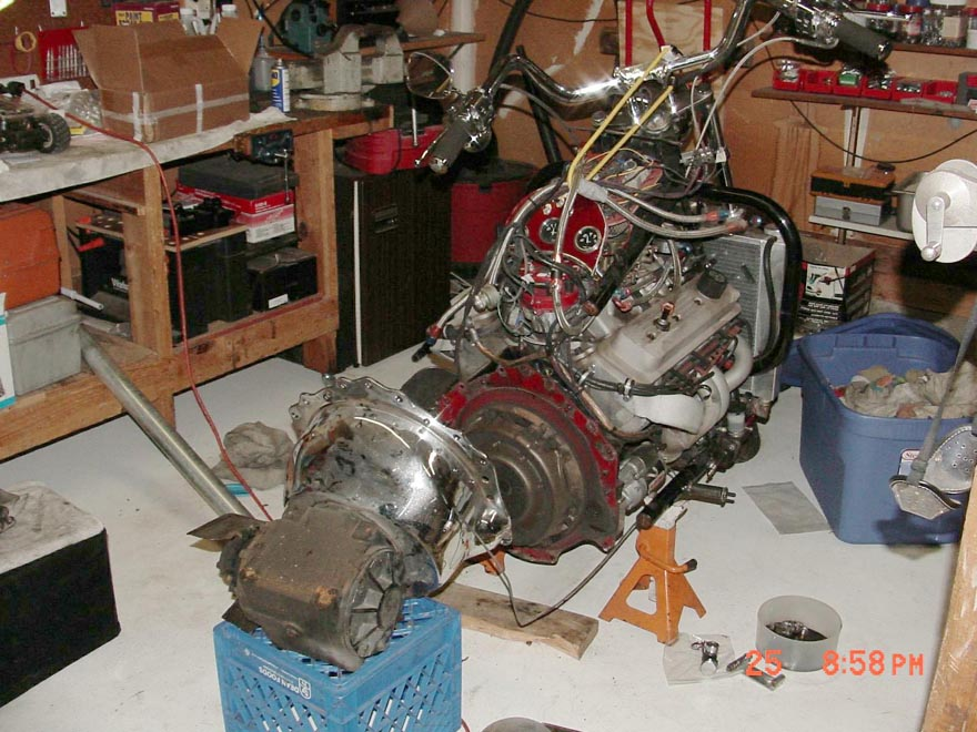 Boss Hog Transmission : Boss hoss motorcycle parts pictures to pin on pinterest